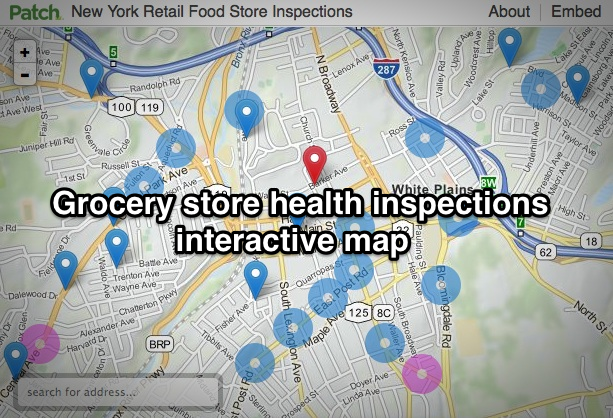 grocery-map
